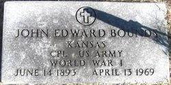 John Edward Bounds