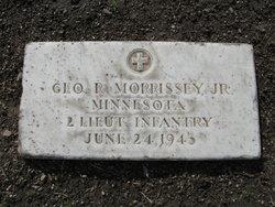 George R Morrissey, Jr