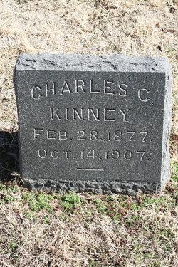 Charles C Kinney