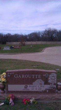 Herbert Grady <i>Bud</i> Garoutte, Jr