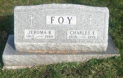 Charles Edward Red Foy