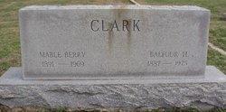 Mabel Getrude <i>Berry</i> Clark