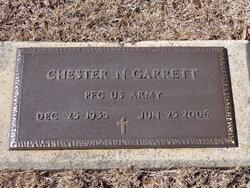 Chester N. Garrett