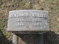 Benjamin Paxton Collett
