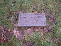 Jane C. <i>Stewart</i> Green
