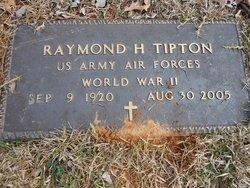 Raymond Harold Tipton, Sr