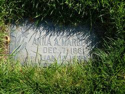 Anna Amelia <i>Mowrey</i> Margetts
