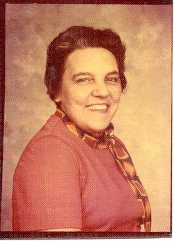 Mrs Sylvia June June <i>LeJeune</i> Benoit
