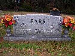 Arliss Morelle Barr