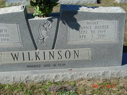 Juanice <i>Dasher</i> Wilkinson