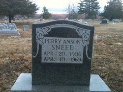 Perry Anson Sneed