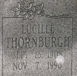 Lucille Thornburgh