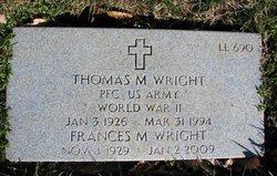 Thomas M Wright
