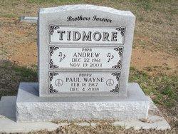 Andrew Tidmore