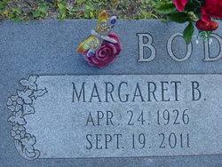 Margaret Gretchen <i>Braddy</i> Bodden