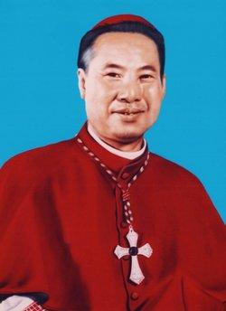 Cardinal Joseph-Marie Trinh Van-Can