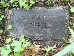 Sarah Iris Iris <i>Baker</i> Coffeen