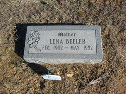 Lena <i>Hicks</i> Beeler