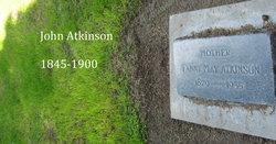 John Radford Atkinson
