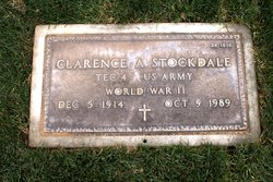 Clarence Atwood Stockdale