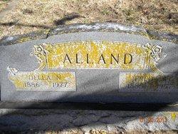 Della Mary Nicholson Alland
