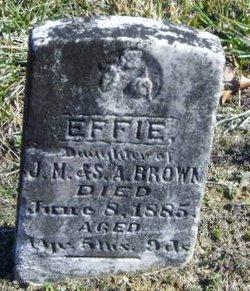 Effie Brown