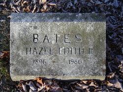 Hazel Edith Bates