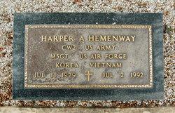 Harper Arthur Hemenway