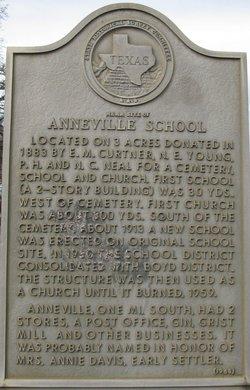 Anneville Cemetery
