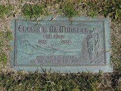 Eleanor Ellie <i>King</i> Minkler
