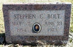 Stephen C. Steve Bolt