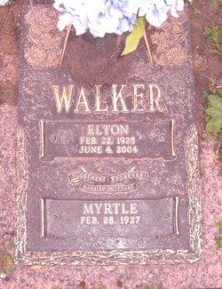 Elton Walker