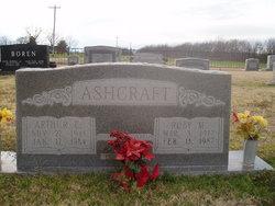 Arthur Calvin Ashcraft