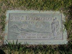 John Baptist Herrnberger