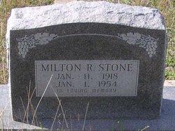 Milton Richard Stone
