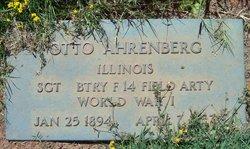 Otto Ahrenberg
