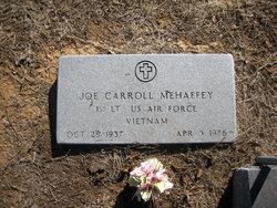 Lieut Joe Carroll Mehaffey