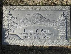 Jesse P Ball