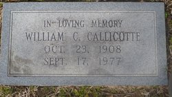 William Clinton Callicotte