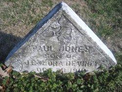 Paul Jones Deviney