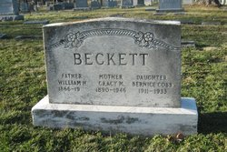 Bernice Irene <i>Beckett</i> Cobb
