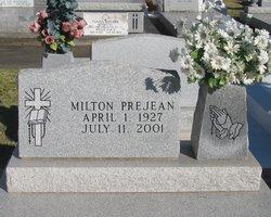 Milton Prejean