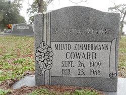 Milvid <i>Zimmerman</i> Coward