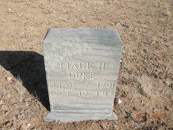 Mark H Duke