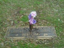 Frances Irene <i>Nevins</i> Bertling