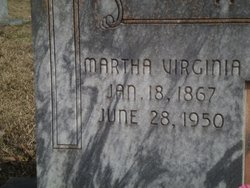 Martha Virginia <i>Jeems</i> Adams