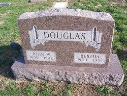 Bertha Leona <i>Frazier</i> Douglas