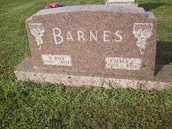 A. Ray Barnes