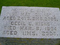 Mamie E Hicks