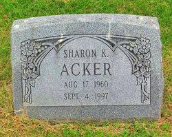 Sharon K. Acker